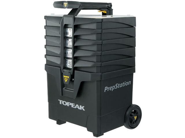 Topeak PrepStation Bike Tool without tools black